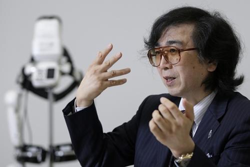 Robot – vị cứu tinh của nền kinh tế Nhật Bản