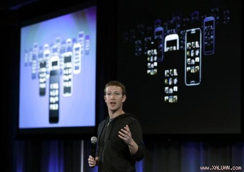 """Facebook trở thành """"hãng quảng cáo trên di động"""""""